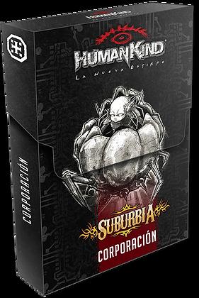 Kit Facción Humankind Corporación - Suburbia.