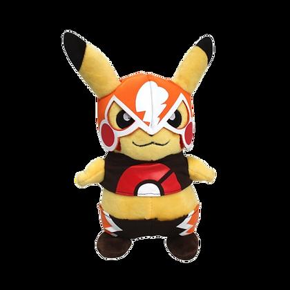 Peluche Pikachu Luchador