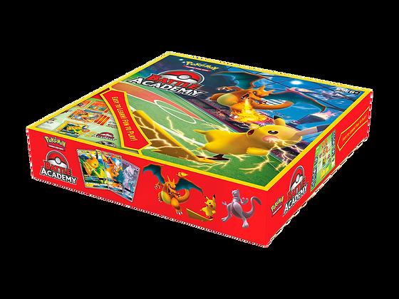 Battle Academy Pokémon TCG.