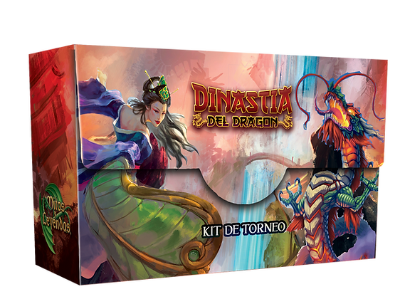 Kit de Lanzamiento de Dinastía del Dragón.