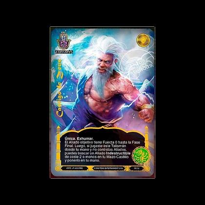 Castigo de Zeus