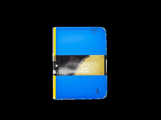 Carpeta Timewalker Azul 360 cartas.