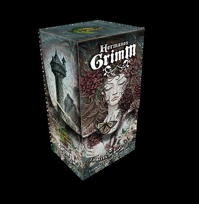 Hermanos Grimm: La Bella Durmiente y Otros Cuentos Encantados (Casuales)