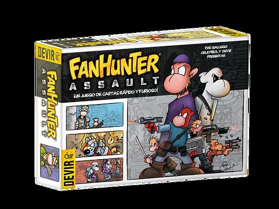 Fanhunter Assault.