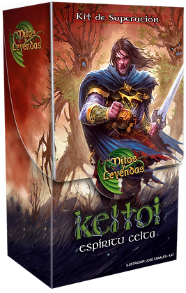 Kit de Superación Keltoi: Aventureros.