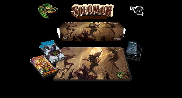 Solomon: Cazador de Bestias
