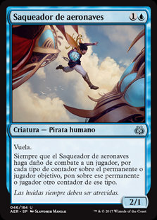 Saqueador de Aeronaves - Magic The Gathering