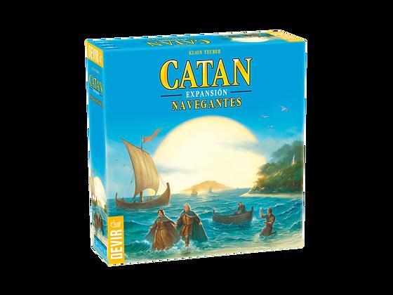 Catan: Navegantes.