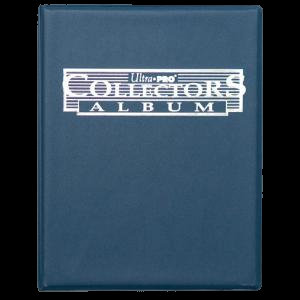 Carpeta Ultra Pro Collectors Album Azul