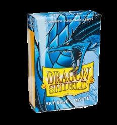 Protectores Dragon Shield Sky Blue Matte Small
