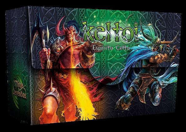 Kit de Torneo de Keltoi: Espíritu Celta.