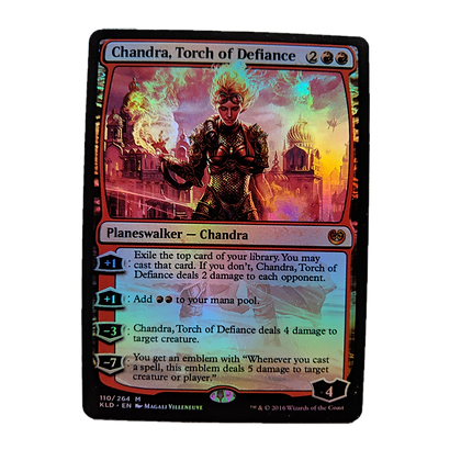 Chandra, Torch of Defiance - Magic The Gathering