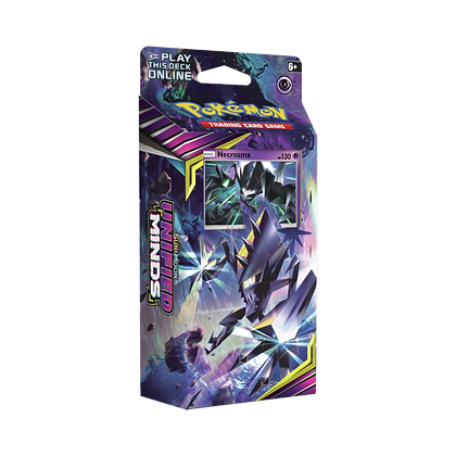 Sun&Moon Unified Minds Theme Deck Necrozma
