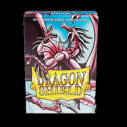 Protectores Dragon Shield Pink Matte Small