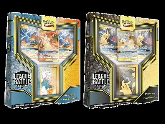 Pack Pokémon TCG: League Battle Deck.