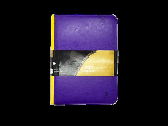 Carpeta Timewalker Púrpura 360 cartas.
