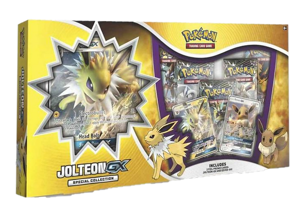 Jolteon-Gx Special Collection