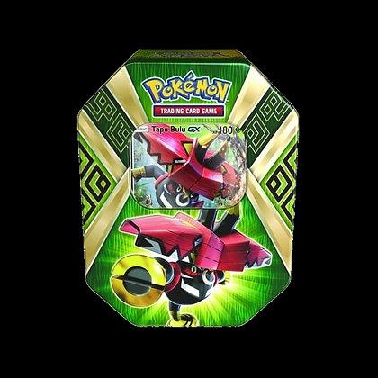Tapu Bulu Tin Pokémon T.C.G.