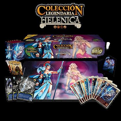 Colección Legendaria Helénica - Mitos y Leyendas