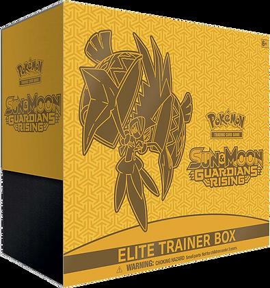Elite Trainer Guardian Rising Pokémon T.C.G.