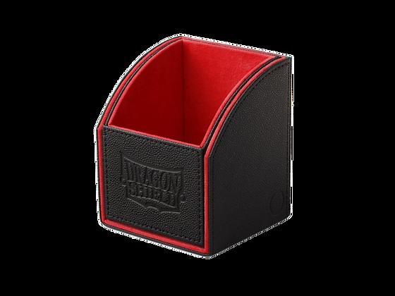Portamazo Dragon Shield Nest 100 Black interior Red.