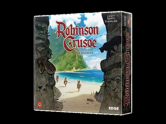 Robinson Crusoe: Aventura en la Isla Maldita.