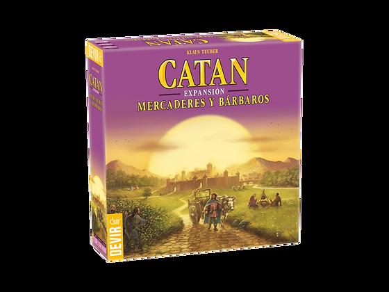 Catan: Mercaderes y Bárbaros.
