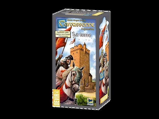 Carcassonne: La Torre (Segunda Edición)