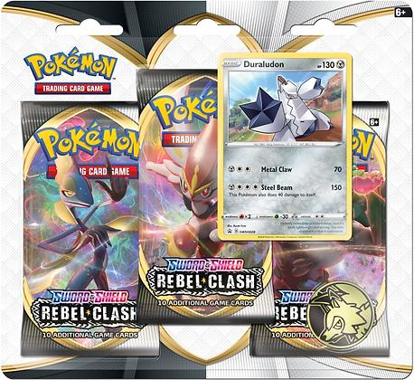 Blister Sword and Shield Duraludon - Pokémon T.C.G.