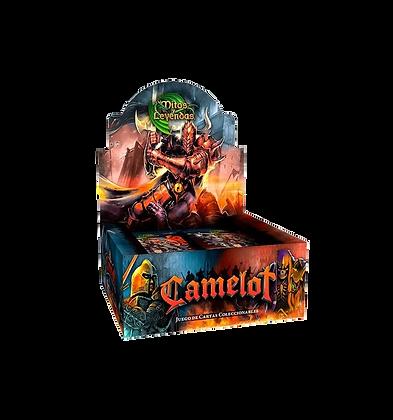Caja de Sobres de 11 cartas de Camelot