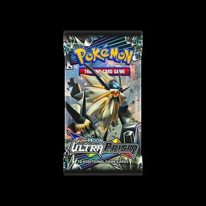 Sobres de Pokémon Sun and Moon UltraPrism