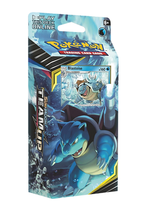 Blastoise Team Up Theme Deck