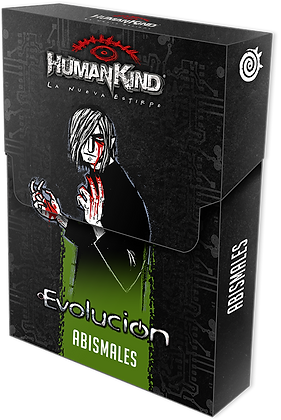Kit Facción Humankind Abismales - Evolución.