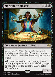 Marionette Master - Magic The Gathering