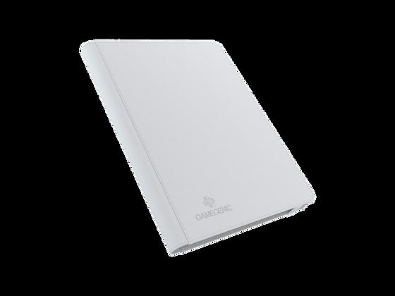 Álbum Zip-Up Blanco 18 espacios 360 cartas.