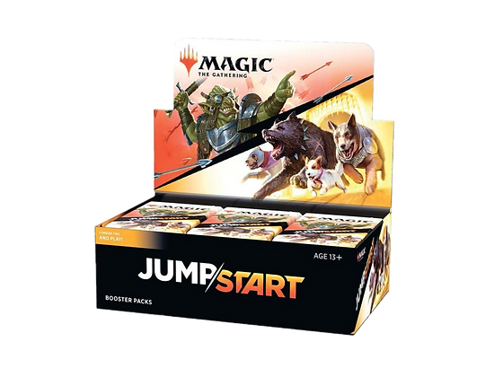 Display de 24 sobres de Jumpstart MTG.