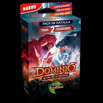 Pack de Batalla de Dominio