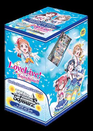 Booster Love Live Sunshine Weiss Schwarz
