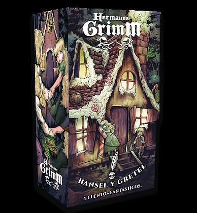 Hermanos Grimm - Hansel y Gretel y cuentos fantásticos.
