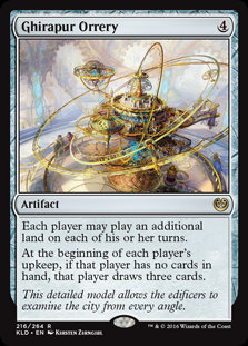 Ghirapur Orrery - Magic The Gathering