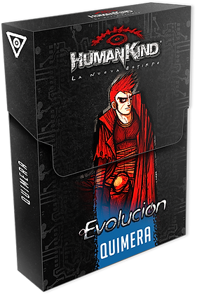 Kit Facción Humankind Quimera - Evolución.