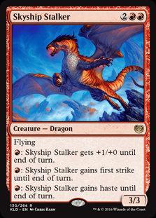 Skyship Stalker - Magic The Gathering
