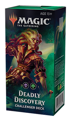 Challenger Deck 2019 - Deadly Discovery