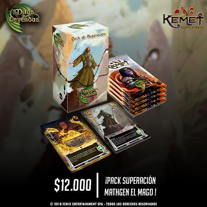 Pack de Superación de Kemet: Mathgen el Mago.
