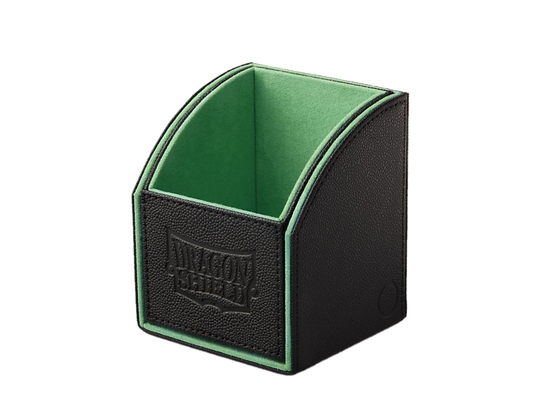 Portamazo Dragon Shield Nest 100 Black interior Green.
