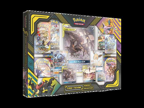 Tag Team Power Collection Umbreon and Darkrai Box Inglés.