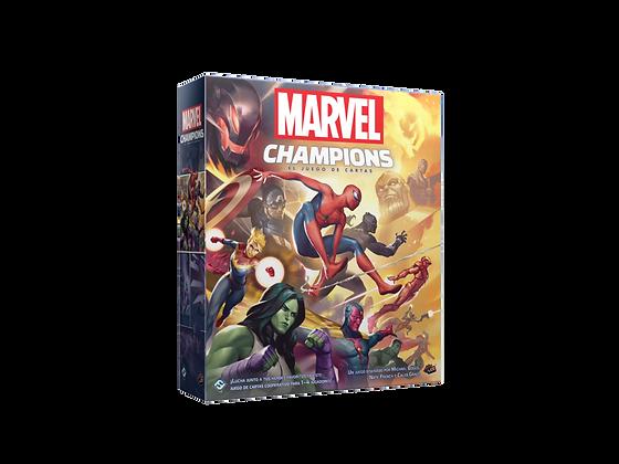Marvel Champions: El Juego de Cartas Español.