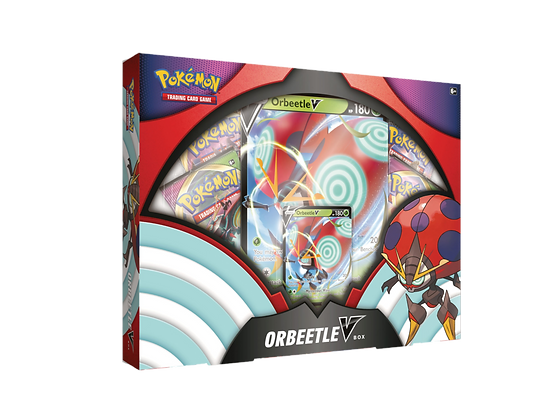 Orbeetle V Box en Inglés.