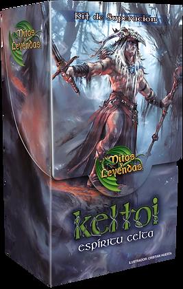 Kit de Superación Keltoi: Regentes.