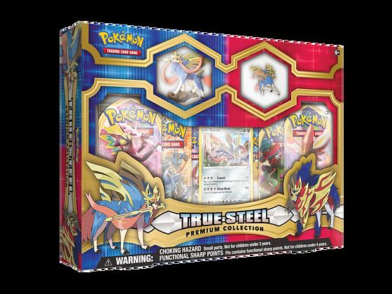 True Steel Premium Collection Pokémon TCG.